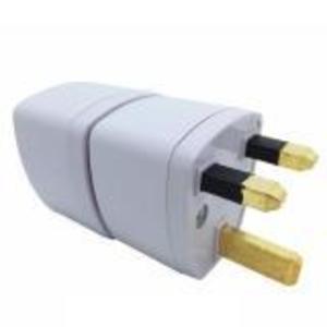 Universal World Wide Travel AC Power Charger Plug Adaptor Converter UK Plug 250V