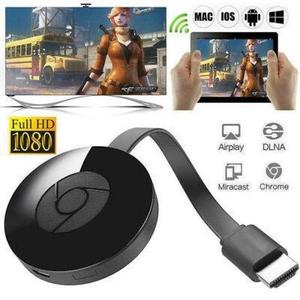 NEW Google Chromecast Home Entertainment WiFi Streaming Device, Stream Content from Smartphones/Tablet to HDMI TV
