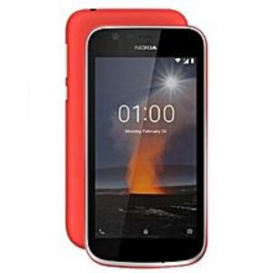 "Nokia1 - 4.5"" - 1GB RAM - 8GB ROM - 5 MP Camera - Red"