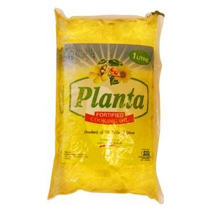 Dalda Planta Cooking Oil Pouch 1 ltr