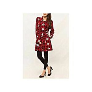 DTRed - Fleece winter coat For Women