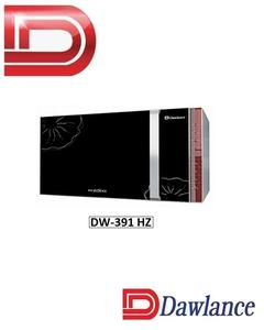 Microwave Oven Dw-391 - Black