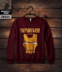 Full Sleeves Printed T.shirt For Man