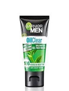 Garnier Men Oil Clear Matcha Facewash, 100gm