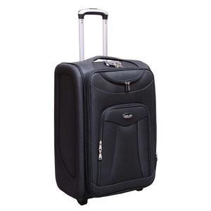 Economy Trolley Bag Black 2W