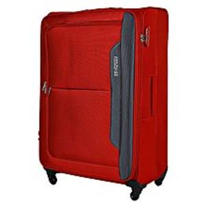 American TouristerAura Spinner Suitcase 55cm - Red
