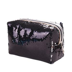 MissFortune Fashion Outdoor Solid Color Sequins Handbag Shoulder Bag Tote Ladies Purse