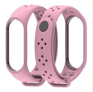 Xiaomi Mi Band 3 Strap - Pink (brand MiJobs)