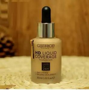 Spot Germany Catrice new 24-hour HD dropper long-lasting concealer moisturizing Gold foundation