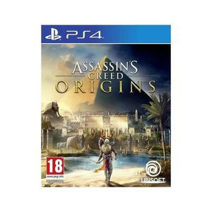 PLAYSTATION 4 DVD Assassins Creed Origins PS4 GAME