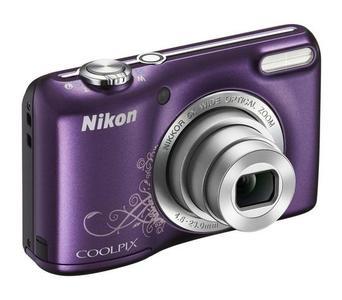 Nikon L-27 COOLPIX  (Purple)