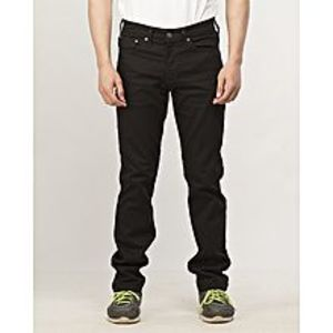 LEVIS 511? Slim Fit Jeans - Black Stretch