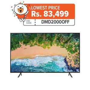 """Samsung 43"""" Smart 4K UHD LED TV 43NU7100 Series N"""