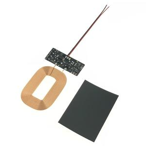 Universal QI Wireless Charger Receiver Module Wireless Charging Receiving PCBA Board for DIY
