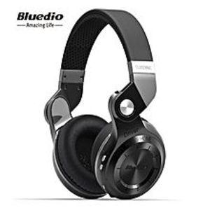 BLUEDIOT2s Turbine Bluetooth Wireless Stereo Headphones with Microphone