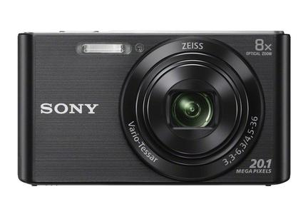 Sony Cybershot DSCW830 - 2.7 Inch - 20.1 MP Digital Camera - 8x Optical Zoom