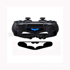 TE Creative Bat Stickers For Playstation 4 Game Controller Light Bar LED Decals
