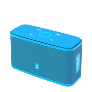Touch Wireless Bluetooth V4.0 Portable Speaker - Blue