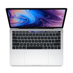 Apple Macbook Pro 13-inch 2019 2.4GHz Quad-Core Processor 512GB Storage Touch Bar and Touch ID Silver MV9A2