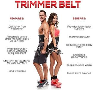 Bodysmart Trimmer Belt For Man And Woman