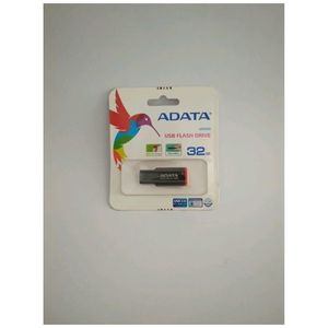 Adata Uv140 - 32Gb Usb 3.0 Flash Drive - Black & Blue