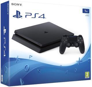 Sony PlayStation 4 1TB Console Black