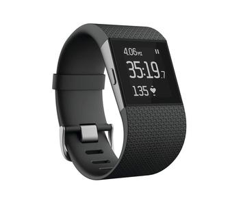 Surge Fitness Superwatch Small Fitbit Black