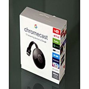 Google Chrome Chrome Cast Wifi Dongle