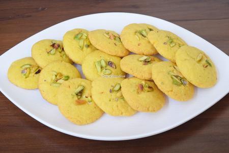 Homemade Nan Khatai(Sweets Cake) in Desi Ghee-1 Kg