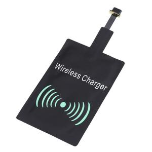 MOJOYCE - Micro USB Qi Wireless Charger Receiver Adapter Receptor Coil for Android