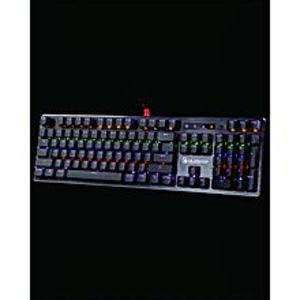 A4TECH Light Strike RGB Animation Gaming Keyboard - B820R