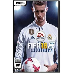 FIFA 18 - PC Game - DVD
