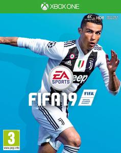 Fifa 19 Xbox One Dvd