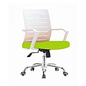 TorchA112 Office Chair - White and Green