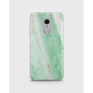 Xiaomi Redmi Note 4 Soft Cover in Marmor Grun Design -1cover38