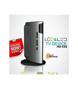 New DANY TV Device LCD, LED, - HDTV-550 - Black