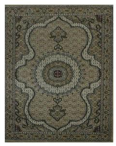 Heavy Traditional Rug - Synthetic - 4X6 - Beige