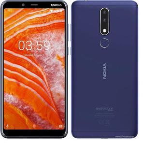 "Nokia 3.1 Plus 6"" 3 GB 32 GB Dual Sim Fingerprint Blue"