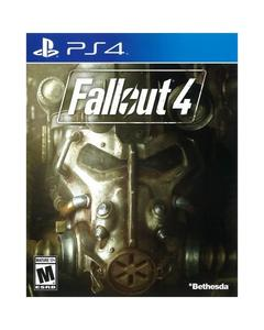 Sony Playstation 4 Dvd Fallout 4 Ps4 Game