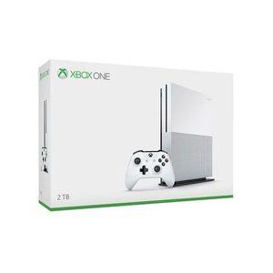 Xbox One S - 500GB - White