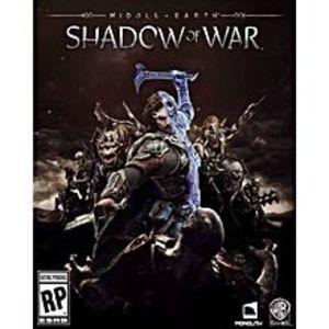 SteamMiddle-earth: Shadow of War Standard Edition Steam Key GLOBAL