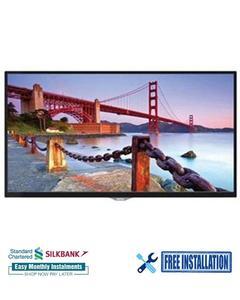 "AKIRA - Singapore 24MG102 - HD LED TV with Built-in Soundbar & DC Battery Compatible - 24 - Glossy Black"""