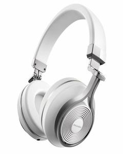 T3 (Turbine 3Rd) Wireless Bluetooth 4.1 Headphones (White)