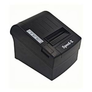 H &Co Speed-X300 - Thermal Receipt Printer USB+RS232+LAN - Black