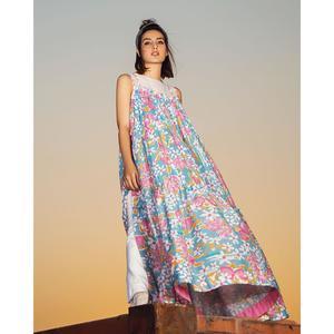 """Alkaram studio MAK Summer 2019 Vol-1 Pink Lawn 1 PC Unstitched Suit For Women -A132216507"""