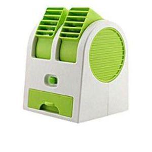 SingaporeMobileAccessoriesUSB Mini Cooler Fan - Green
