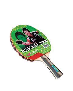 Butterfly Wakaba 2000 Fl Table Tennis Racket