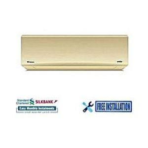 Dawlance ProActive Series Inverter Air Conditioner - 1.0 ton - champagne