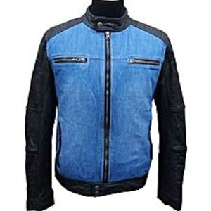SPIRIT MARK INTL Leather Jacket - 100% Sheep Leather - Regular Size