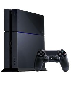 PlayStation 4 - Region 1 USA - 500 GB - Black